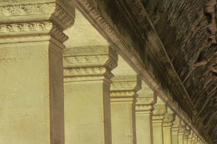 City History Architectural Column Architecture Built Structure Architectural Feature Ancient Civilization Architectural Design Ancient Ancient History Cambodian Culture