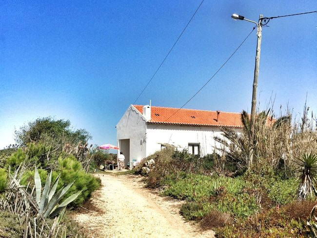 Lonely House Somewhere Nowhere Along The Trail Rota Vicentina Costa Vicentina Walking Around Hiking Portugal_lovers Portugaligers Portugalcomefeitos