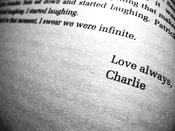 The Perks Of Being A Wallflower Reading A Book Beautiful