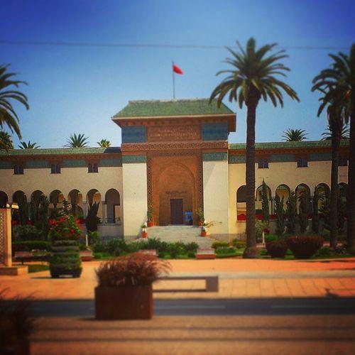 محكمة الدار_البيضاء المغرب