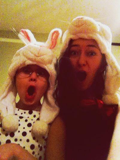 Моя сестреночка)
