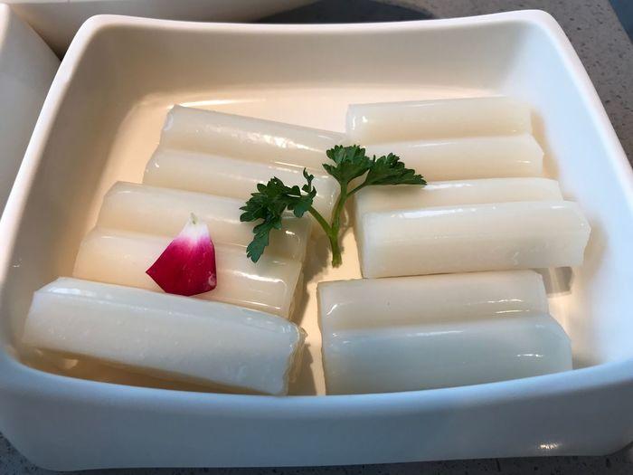 "Chinese food ""NIAN GAO"" Nian Gao China View China HUO GUO EyeEm China Chinese Food 火锅"