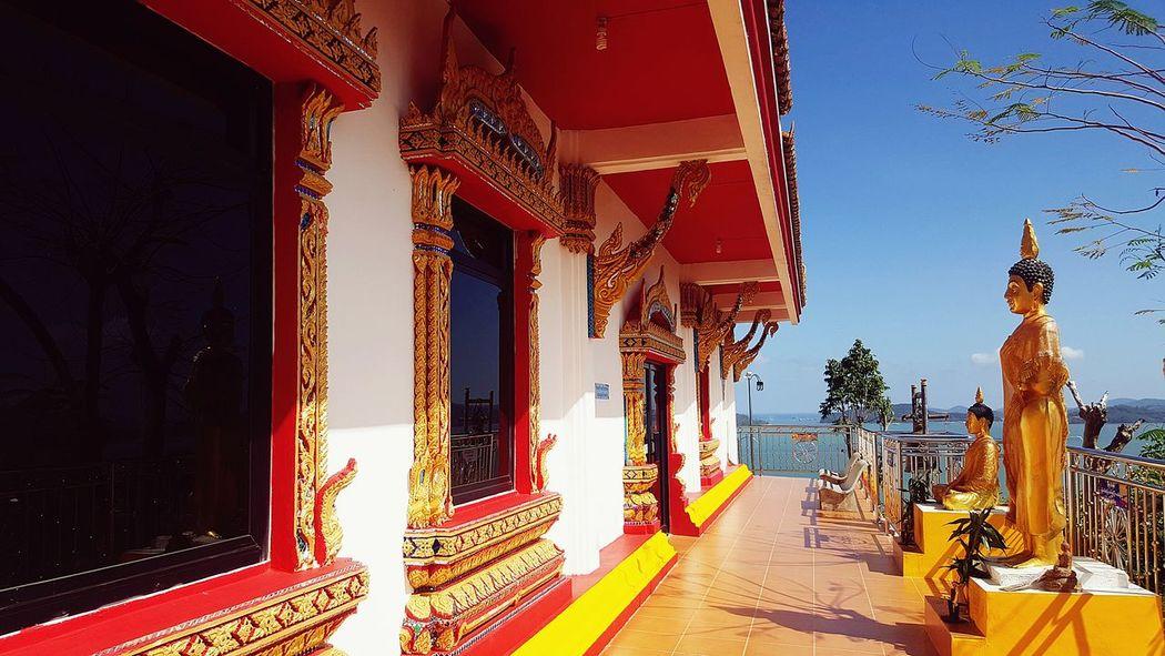 Phuket Thailand Temple Buddha Hi! Would Holiday POV Happy Sound Of Life Hello World That's Me