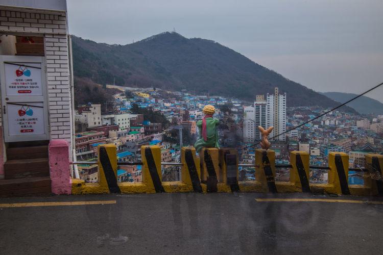 Busan Busan,Korea Gamcheon Culture Village Gamcheonculturevillage
