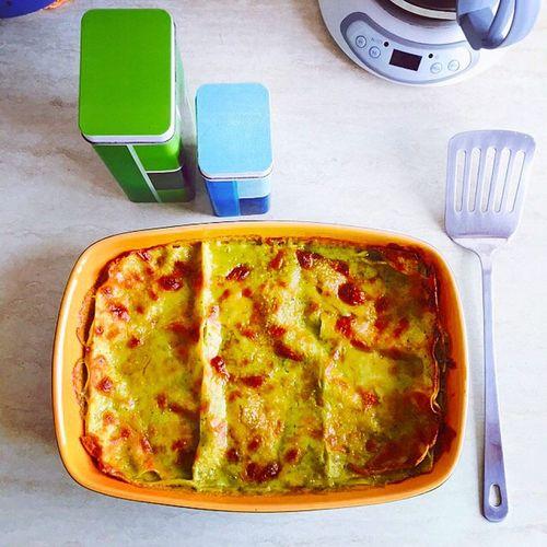 Pesto Lasagne Sogiafinite Sbafuliatoognicosa Incucinaconsuormarco