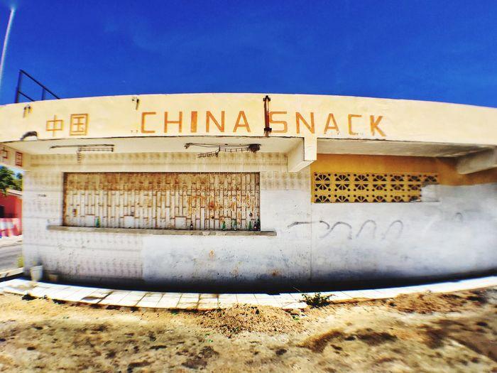 China Snack.