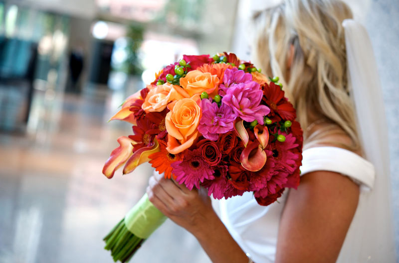 Bridal bouquet Beauty Bouquet Close-up Day Flower Flower Head Flowers Human Body Part Tradition Wedding
