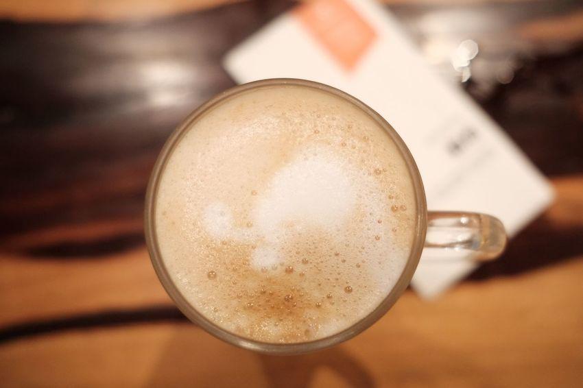 One cafe latte Coffee - Drink Latte Cafe Latte FUJIFILM X-T2 Fujinon 23mm F2 Singapore Gastronomía Coffee