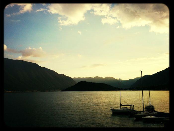Como lake Relaxing Lake Como Lake