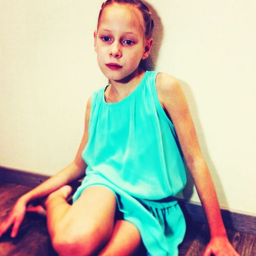 MyLove❤ MyGIRL Smallmodel Beautiful Girl печалька Sanday Peoplephotography