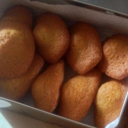 Cake Madeleine Madeleines Dessert Le voyage des madeleines V2