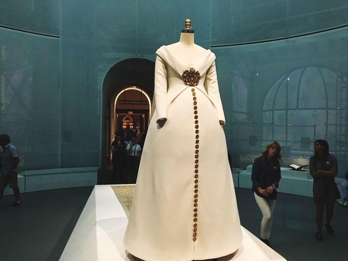 Dress Manus Manusxmachina Vogue Vestido  Arte Themet Met Metropolitan MetropolitanMuseumofArt Manus X Machina