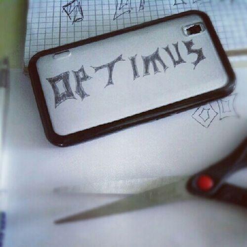 Trinker Tinkering New Case :) Scribble LG  Smartphone