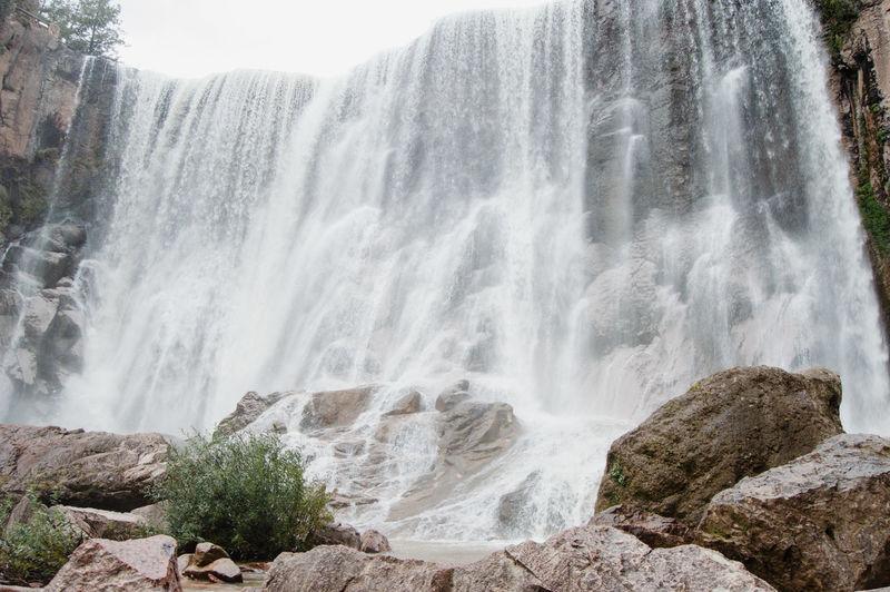 Flow Waterfall