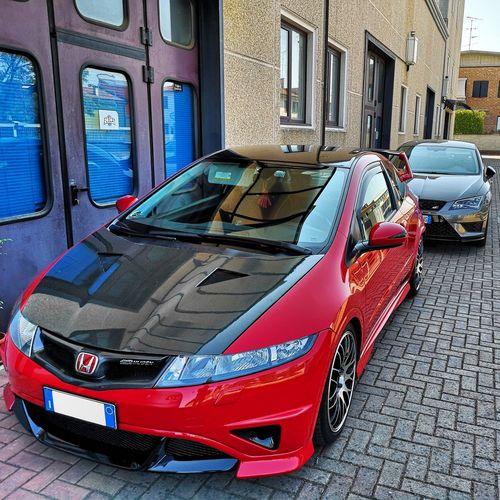Civic fn2 Civictyper Fn2 Honda Civic FN2R Car