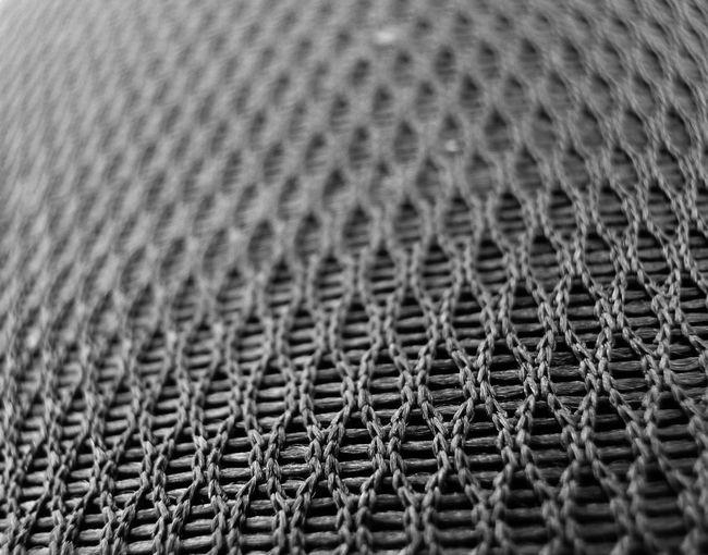 Full Frame Shot Of Knitted Wool