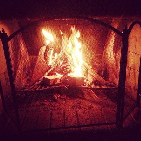 şömine Ateş Odun Kokusu vebirdeaklimdabirsen