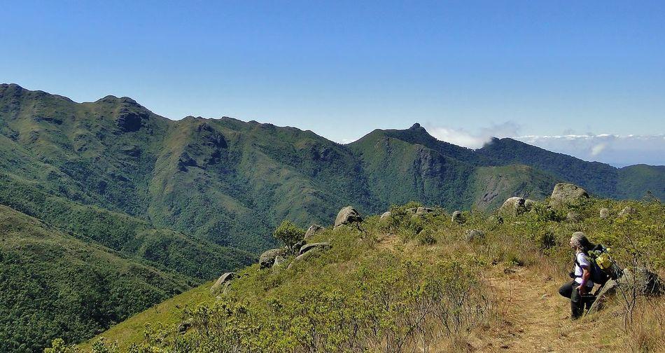 Entre as montanhas do Itatiaia - Rio de Janeiro - Brasil Brasil ♥ Minas Gerais-Brazil Beauty In Nature Day Itatiaianationalpark Mountain Nature Outdoors