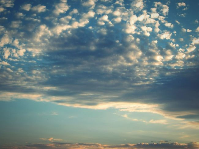 Check This Out Fine Art Photography Cloudscapes Sky_collection Blue Sky Sky_collection Sunset Clouds And Sky 43 Golden Moments Sky_collection Pastel_power Fluffy Clouds
