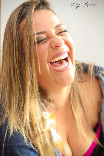 MaryMoraes Smiling Women Beautiful Woman First Eyeem Photo