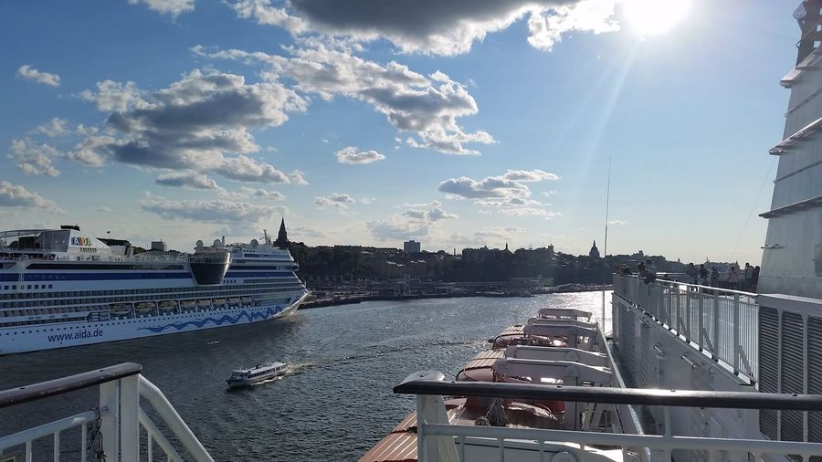 Ms Viking Cinderella Kryssning Förra Veckan