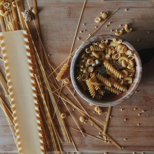 Pastas Macaroni