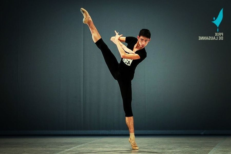 Ballet good time!