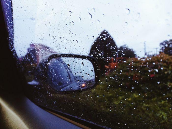 Window Rainy