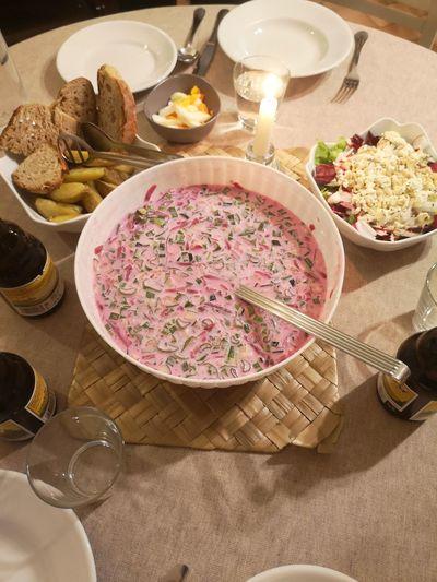 Dinner: