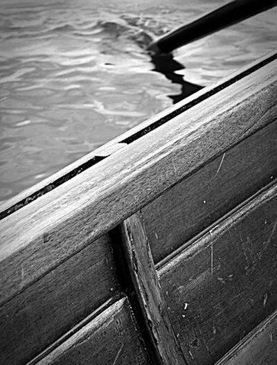 Boat Perspective Monochrome Blackandwhite Photography