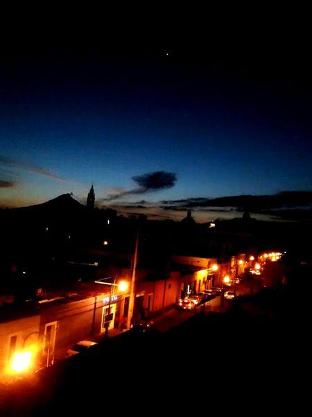 Urban 4 Filter Pueblomagico Visitmexico Cholula, Puebla Volcano Sunset Firststar