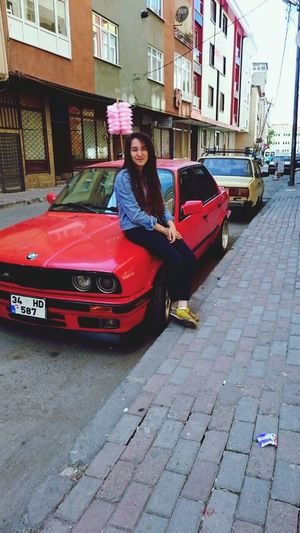 Bmw E30 ❤️ E30 ♥herseyy BMW E30 E30_lovers Pamukşeker Red Cars Love ♥ Happy :) Beutiful  Beutifull <3