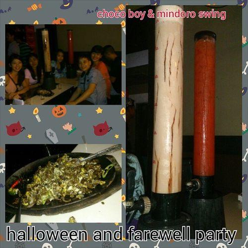 Mindoroswing ChocoBoy Porksisig Friends MyLoves
