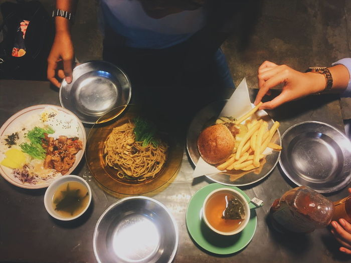 ShareTheMeal Share The Love Sharing Is Caring Dinner With Friends Food Blessings Awesome Canteen. Sekepingvictoria Georgetown Penang Malaysia