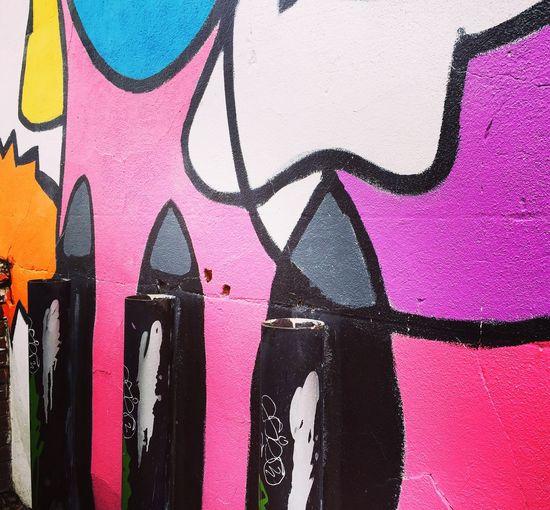 Charlotte Art League - Carleena Person Mural RIP Charlotte Art League Vikki Bradley O'Keefe Art