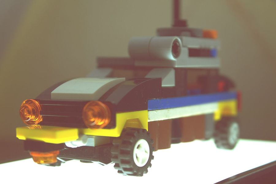 Time pass LEGO Car Toy Cars Cute