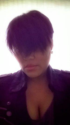 Self Portrait Darkhair Artistic Short Hair That's Me Street Fashion Street Photography Portrait Street Style