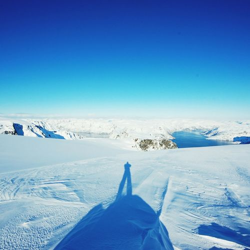 Snow Cold Temperature Frozen Outdoors Winter Scenics Nature Sky Beauty In Nature Landscape Øksfjordjøkelen Norway Polar Climate Mountain Beauty In Nature Glacier Tranquility Extreme Terrain Snowcapped Mountain Norway🇳🇴 Idyllic Mountain Range Frozen Ice Highaltitude