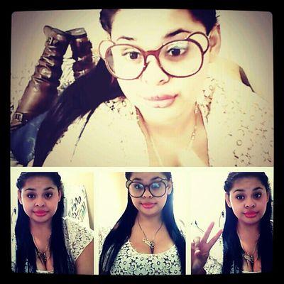 my monkey glasses <3