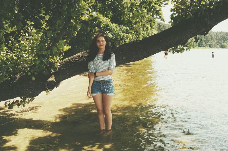 River Girlfriend Summertime