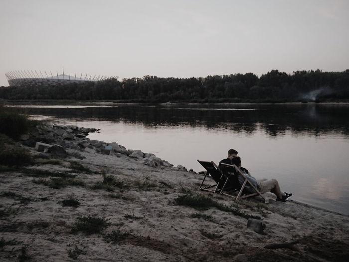 Poland VSCO Warsaw Vistula EyeEm Best Shots EyeEm Best Edits Nature Landscape