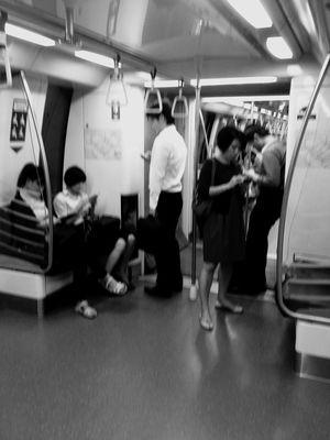 Peoplephotography Black & White