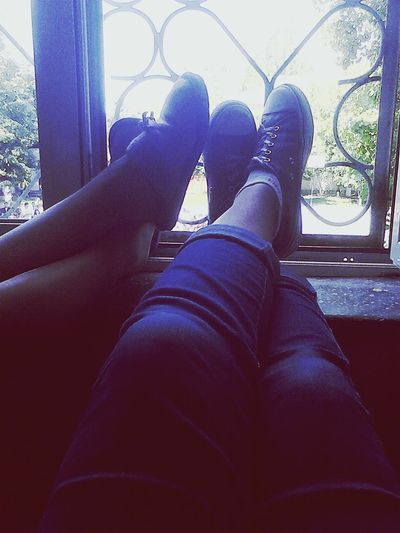 Relax My Foots Adina's Foots School's Day