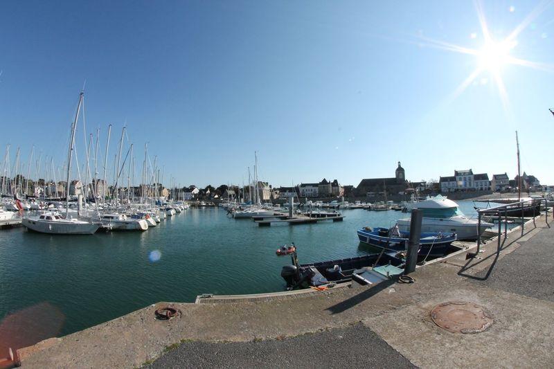Fisheye Port Sun Clear Sky Sea Sailboat Bzh Bretagne-Sud Bretagnepleinsud Tourism Piriac-sur-mer