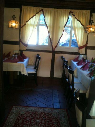Lunch at Restaurant Nikos Lunch