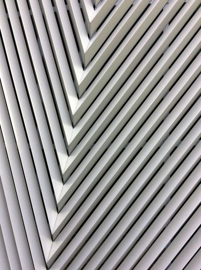 Bangkok Thailand. Corrugated Iron Building Covering Textured grey