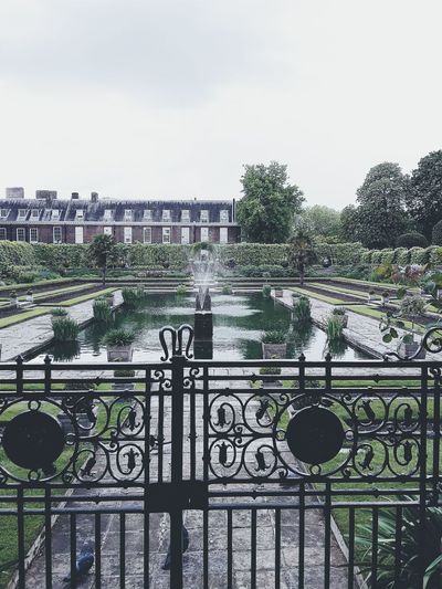 Kensington Palace The OO Mission London Kensington Gardens London Lifestyle