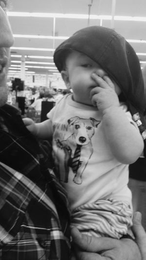 Duces✌ Nah Babies Of Eyeem Babylove Babyboy Hats Five Months  Motherhood Babyanddaddy