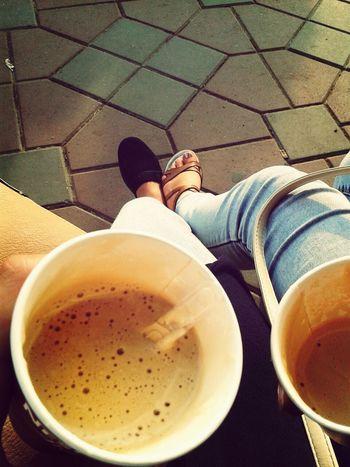 Morning Coffe Morning Walk Loveyou
