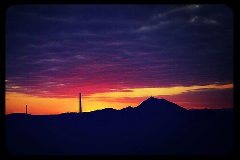 Sunset El Paso